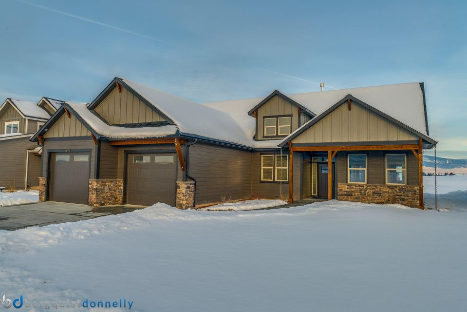 Single Family Home for Sale at 2672 Bunkhouse Place 2672 Bunkhouse Place Missoula, Montana 59808 United States