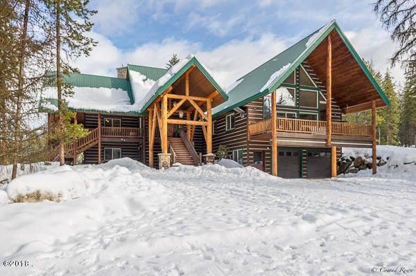 Single Family Home for Sale at 463 Tamarack Creek Road 463 Tamarack Creek Road Whitefish, Montana 59937 United States