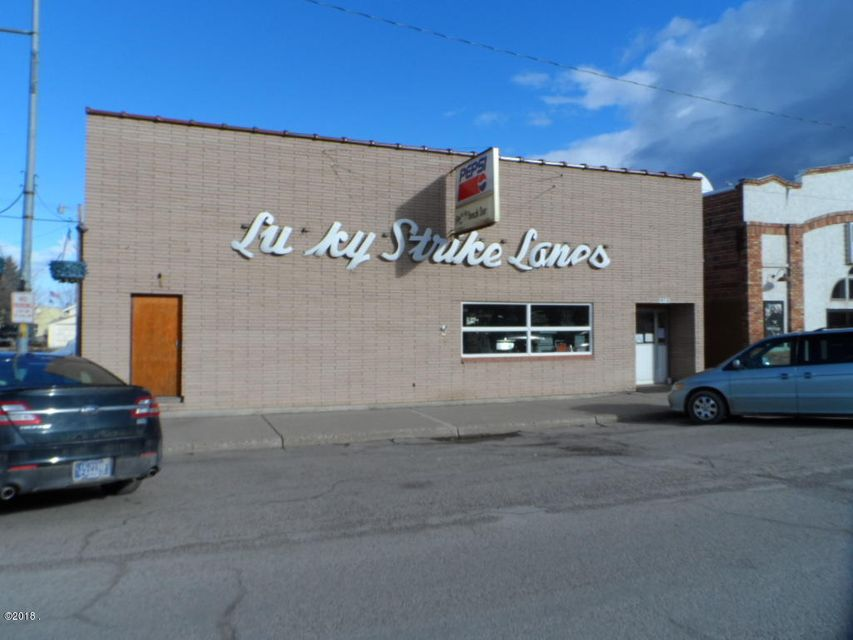 Commercial for Sale at 412 Main Street 412 Main Street Ronan, Montana 59864 United States