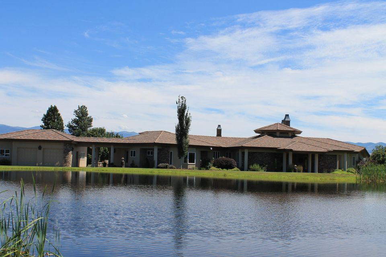 Single Family Home for Sale at 206 Westside Road 206 Westside Road Hamilton, Montana 59840 United States
