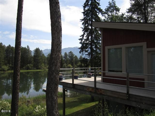 Single Family Home for Sale at 789 Swan River Road 789 Swan River Road Bigfork, Montana 59911 United States
