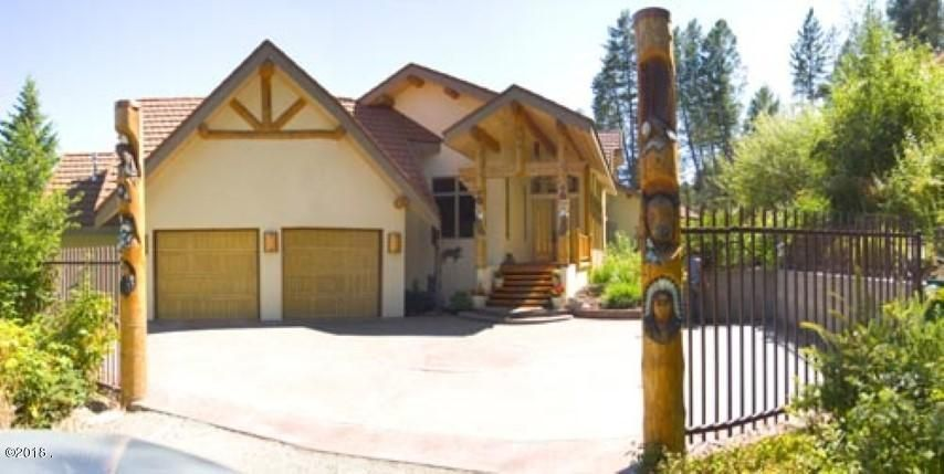 Single Family Home for Sale at 325/335 Hughes Bay 325/335 Hughes Bay Lakeside, Montana 59922 United States
