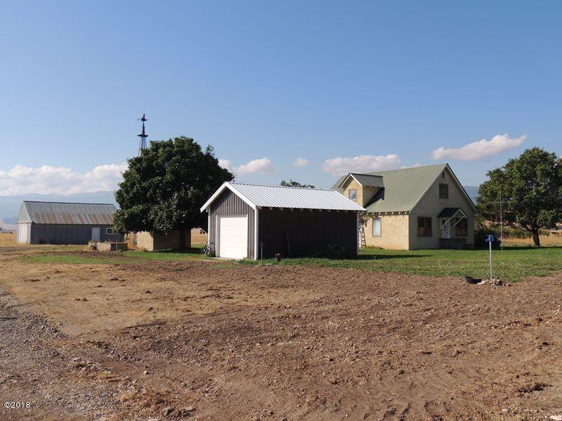 2. house & garage