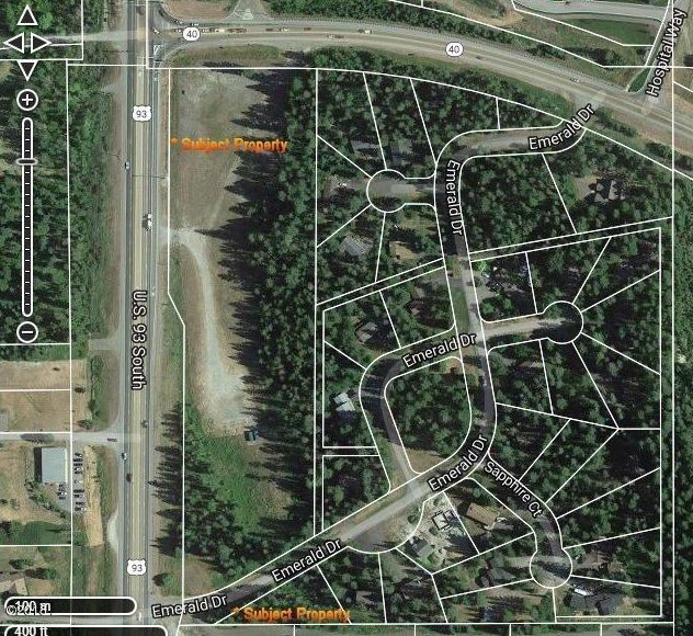 Land for Sale at 5975 Us-93 5975 Us-93 Whitefish, Montana 59937 United States