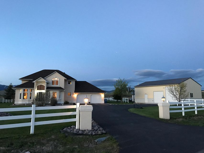 Single Family Home for Sale at 9132 Snow Flake Court 9132 Snow Flake Court Missoula, Montana 59808 United States