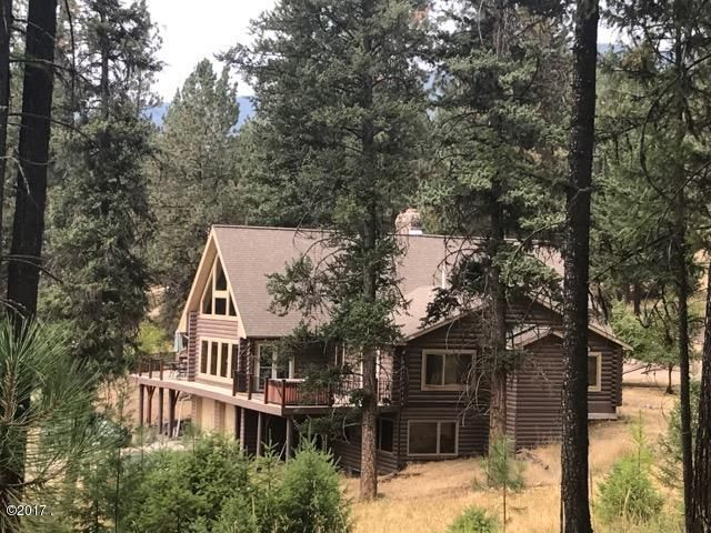 Single Family Home for Sale at 23405 Wapiti Road 23405 Wapiti Road Huson, Montana 59846 United States