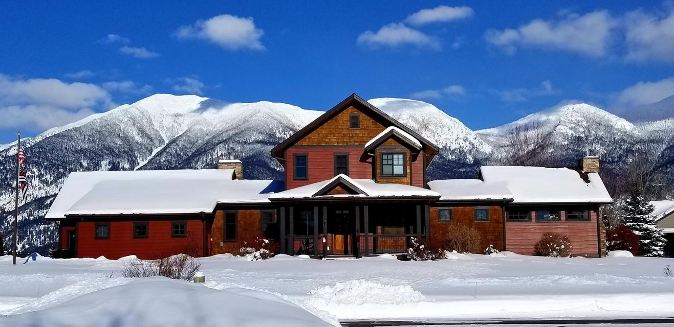 Single Family Home for Sale at 1019 Blue Grouse Drive 1019 Blue Grouse Drive Kalispell, Montana 59901 United States