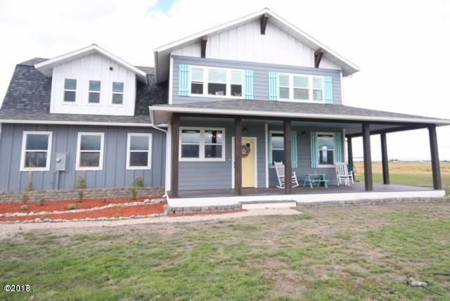 Single Family Home for Sale at 168 Goose Lane 168 Goose Lane Kalispell, Montana 59901 United States