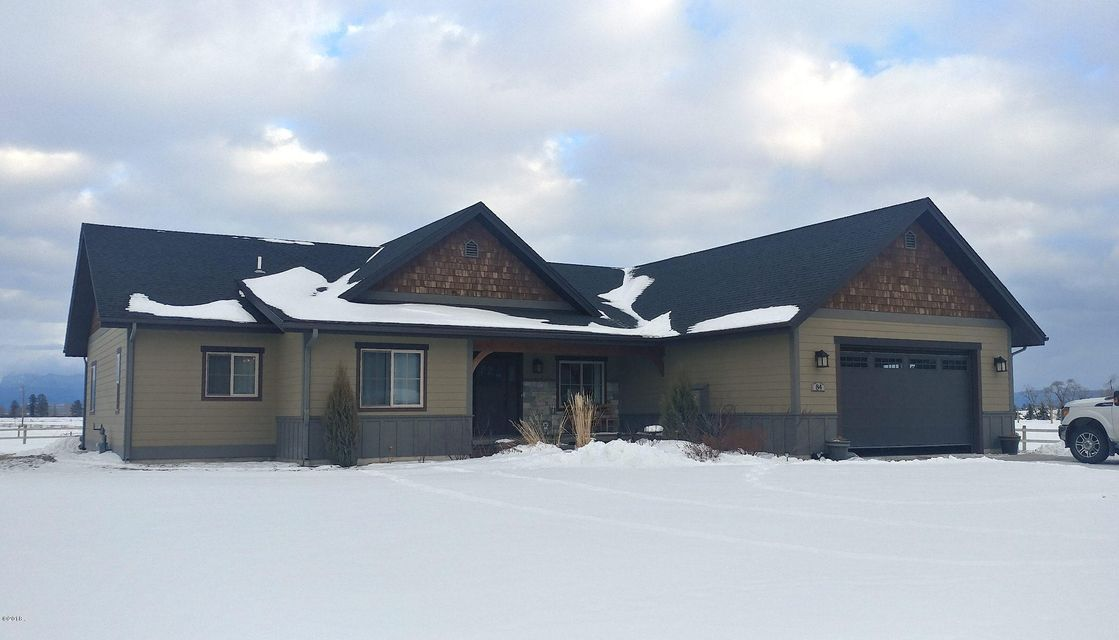Single Family Home for Sale at 84 & 92 Foxtrotter Trail 84 & 92 Foxtrotter Trail Kalispell, Montana 59901 United States