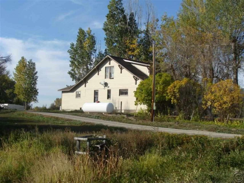 Single Family Home for Sale at 14655 Hamel Road 14655 Hamel Road Frenchtown, Montana 59834 United States