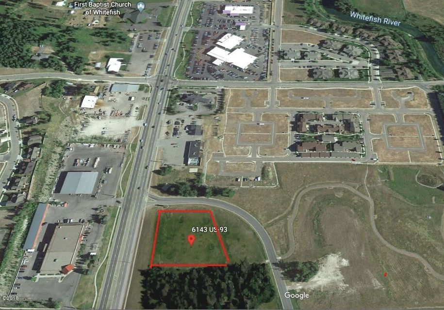 Commercial for Sale at 6143 Hwy 93 South 6143 Hwy 93 South Whitefish, Montana 59937 United States