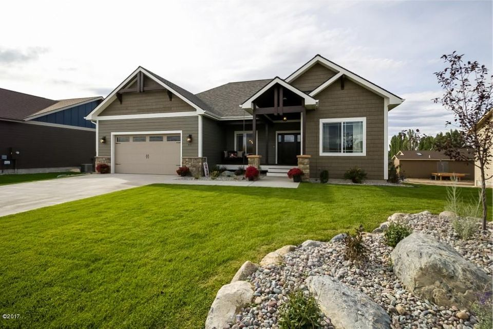 Single Family Home for Sale at 142 Lazy Creek Way 142 Lazy Creek Way Kalispell, Montana 59901 United States