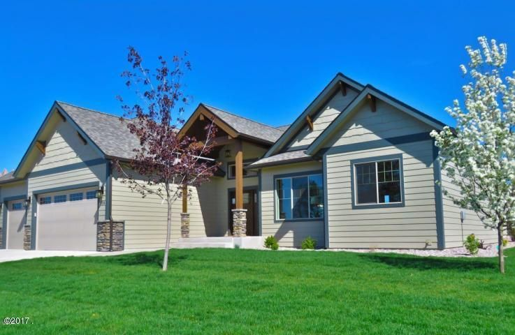 Single Family Home for Sale at 127 Ruppel Way 127 Ruppel Way Kalispell, Montana 59901 United States