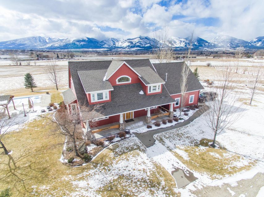 Single Family Home for Sale at 1199 Hard Rock Road 1199 Hard Rock Road Corvallis, Montana 59828 United States