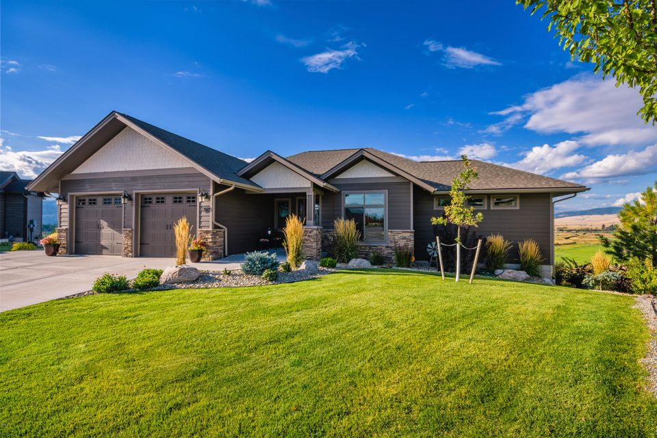 Single Family Home for Sale at 2619 Wedgewood Court 2619 Wedgewood Court Missoula, Montana 59808 United States