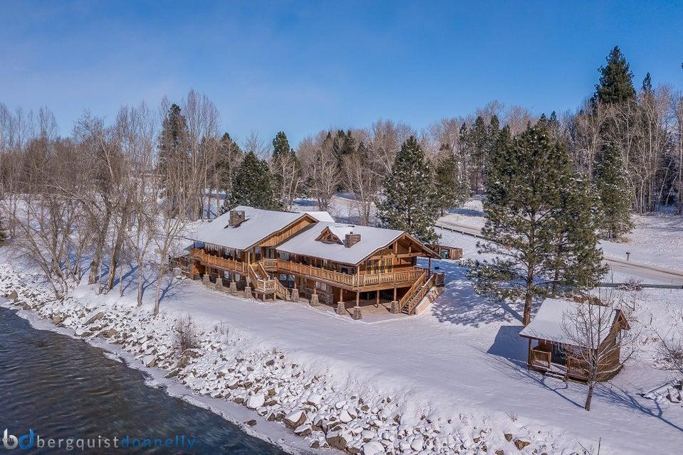 Einfamilienhaus für Verkauf beim 1175 Sleeping Child Road 1175 Sleeping Child Road Hamilton, Montana,59840 Vereinigte Staaten