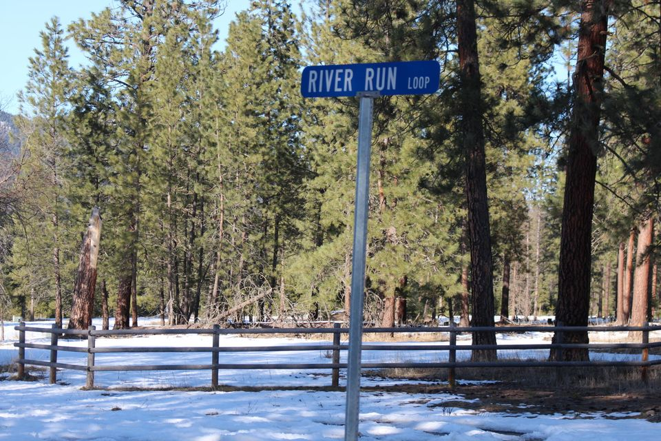 Land for Sale at River Run Loop River Run Loop St. Regis, Montana 59866 United States