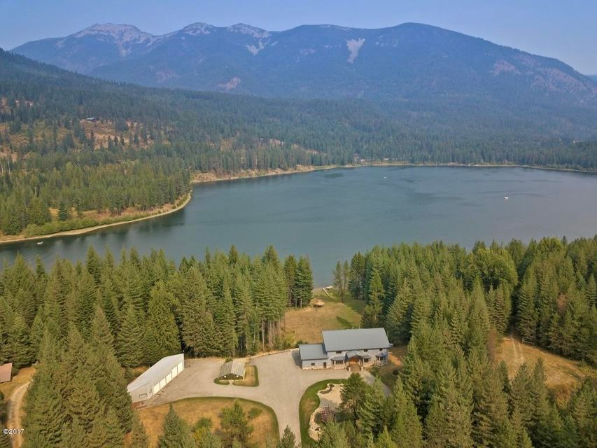 Single Family Home for Sale at 97 Golden Pond Drive 97 Golden Pond Drive Heron, Montana 59844 United States