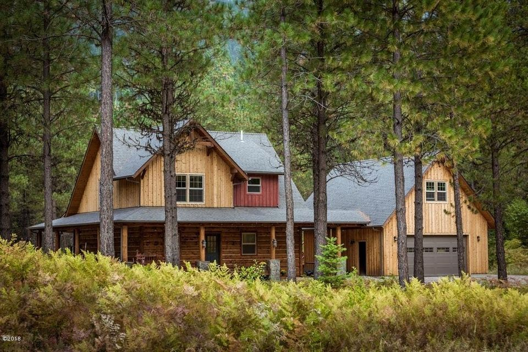 Single Family Home for Sale at 65 Lakota Loop 65 Lakota Loop Troy, Montana 59935 United States