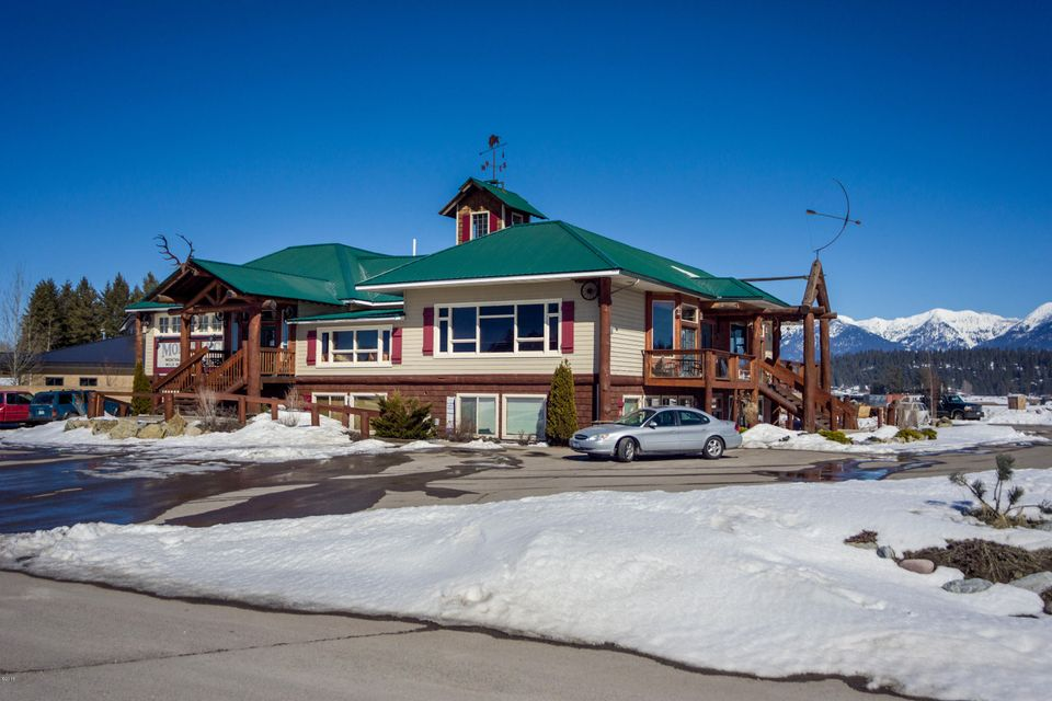 Commercial for Sale at 5 Swan Way 5 Swan Way Bigfork, Montana 59911 United States