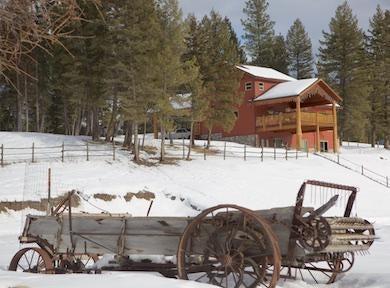 Single Family Home for Sale at 250 Maranatha Road 250 Maranatha Road Eureka, Montana 59917 United States