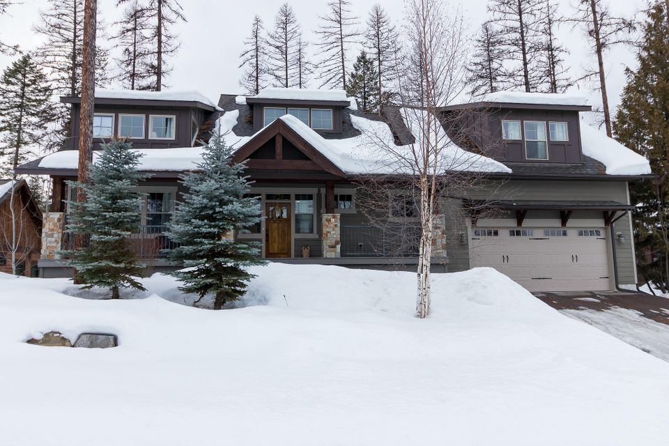 Single Family Home for Sale at 1026 Meadowlark Lane 1026 Meadowlark Lane Whitefish, Montana 59937 United States