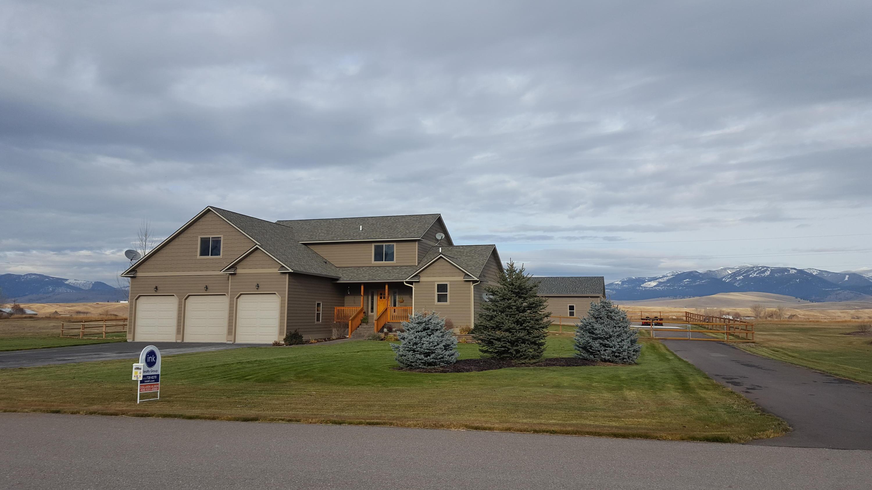 Single Family Home for Sale at 11188 Bruin Lane 11188 Bruin Lane Missoula, Montana 59808 United States