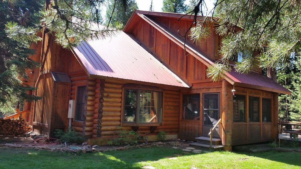 Single Family Home for Sale at 702 Beargrass Lane 702 Beargrass Lane Seeley Lake, Montana 59868 United States