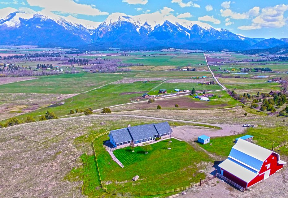Single Family Home for Sale at 35071 Repass Trail 35071 Repass Trail St. Ignatius, Montana 59865 United States