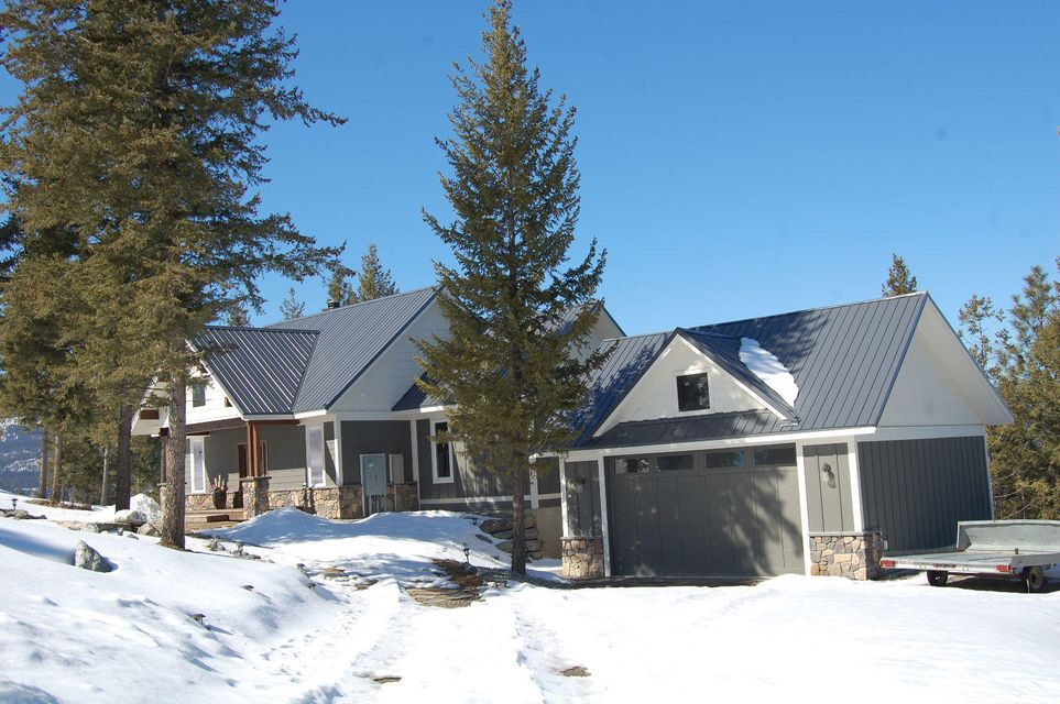 Single Family Home for Sale at 60 Ling Court 60 Ling Court Rexford, Montana 59930 United States