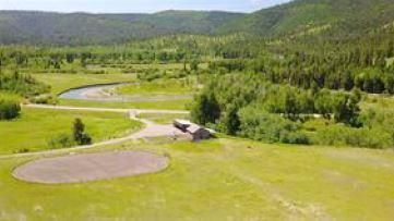 Single Family Home for Sale at 59715 Us Highway 200 59715 Us Highway 200 Ovando, Montana 59854 United States