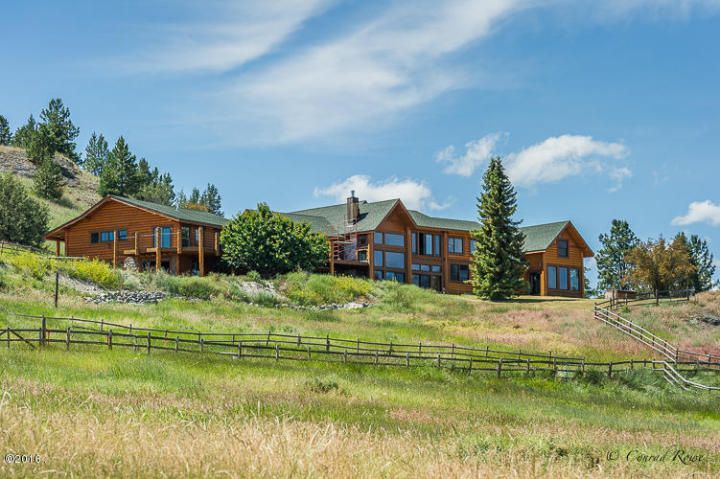 Single Family Home for Sale at 100 Hog Heaven Cattle Company Road 100 Hog Heaven Cattle Company Road Dayton, Montana,59914 United States