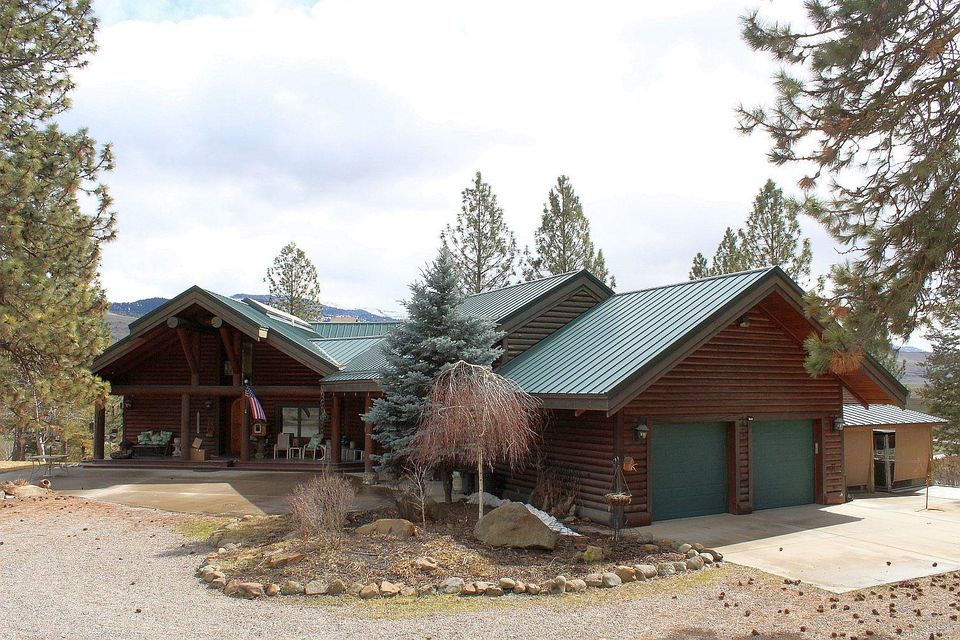 Single Family Home for Sale at 180 Pilgeram Road 180 Pilgeram Road Plains, Montana 59859 United States