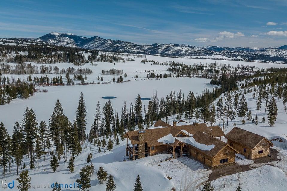 Μονοκατοικία για την Πώληση στο Krohn Lake Ranch Krohn Lake Ranch Lincoln, Μοντανα,59639 Ηνωμενεσ Πολιτειεσ