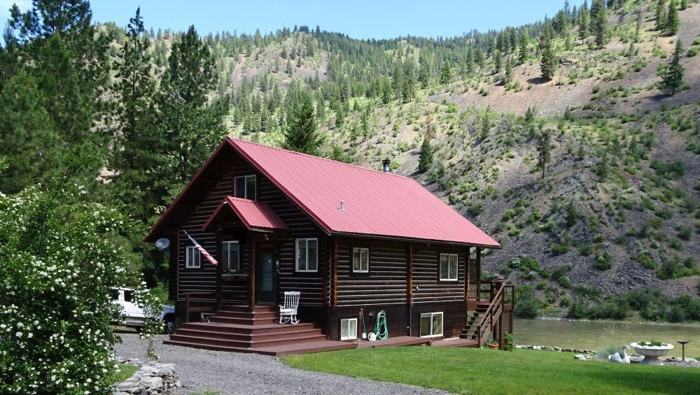 Single Family Home for Sale at 24 & 22 Rainbow Bend Road 24 & 22 Rainbow Bend Road Plains, Montana 59859 United States