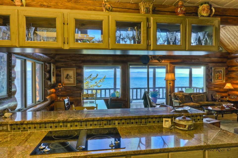 Home for Sale at 17271 Cliffhanger Lane in Bigfork, Montana for ...