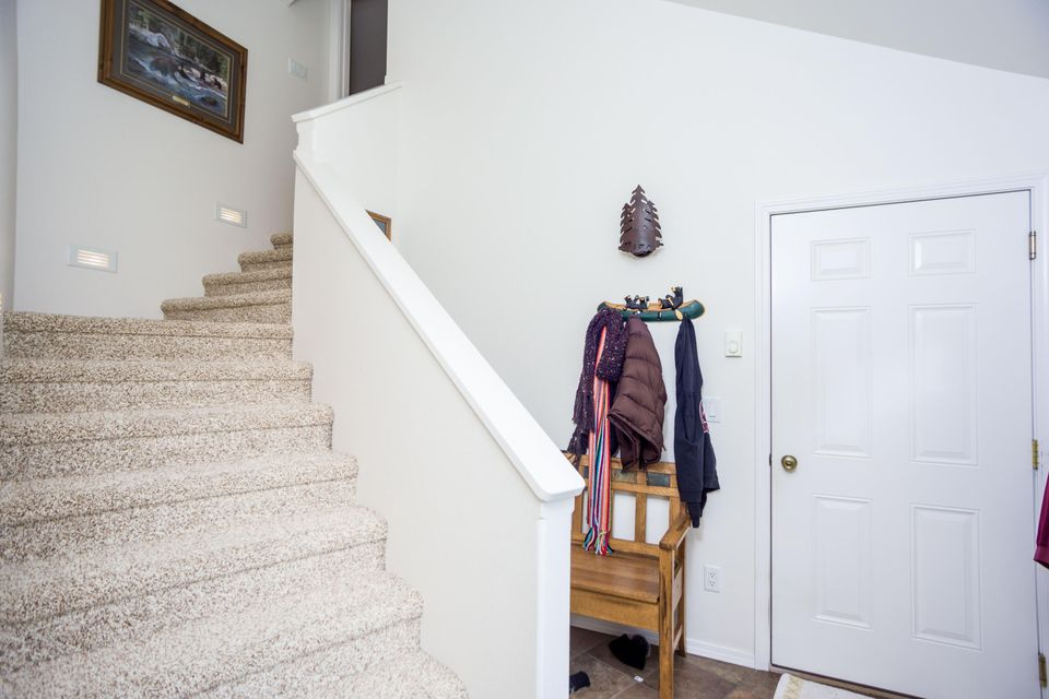 Staircase to Rec Room/Bonus Room