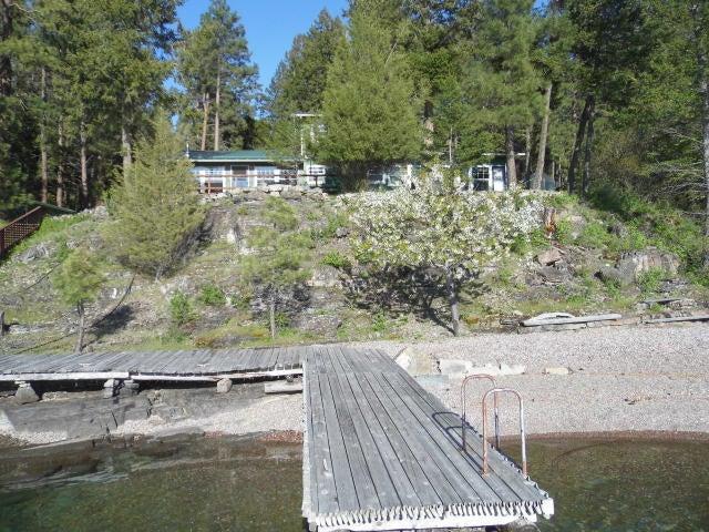 212' Flathead Lake Frontage