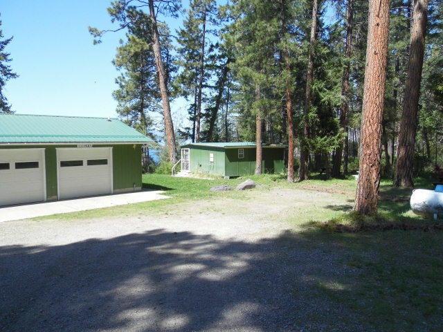 Garage + Guest Cabin
