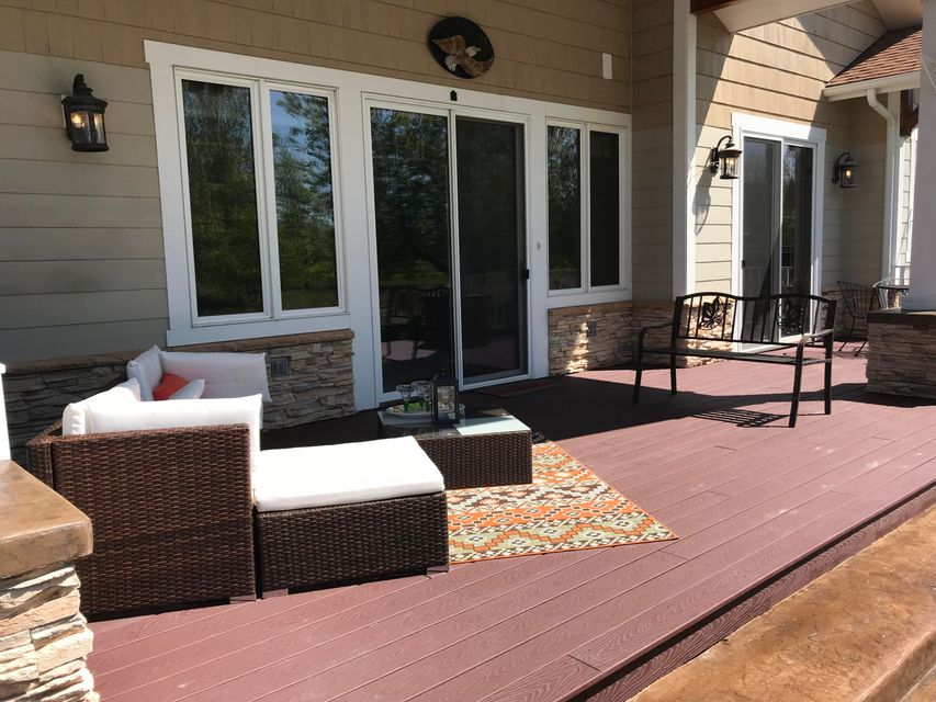 Relax on your deck!