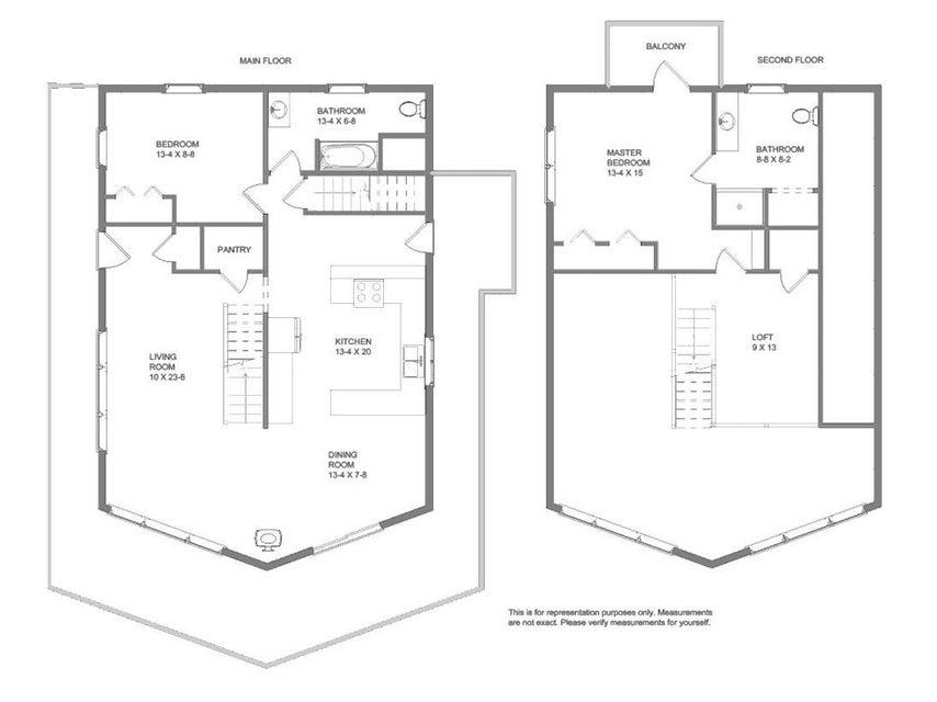 Foucault Floorplan