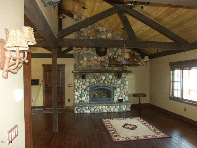 Caretaker - Living Room