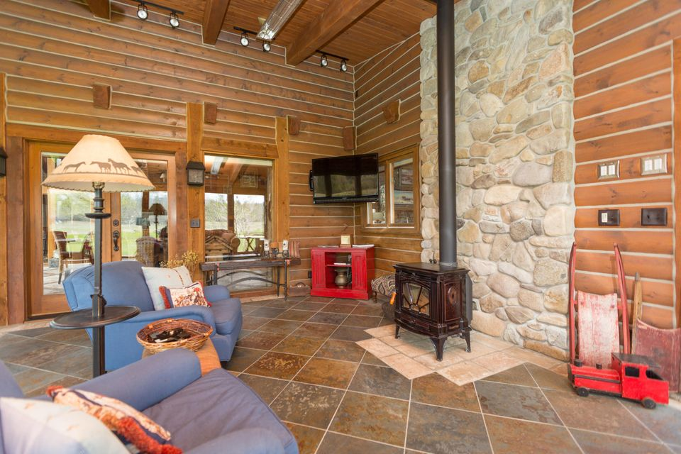 Heated Screened Porch