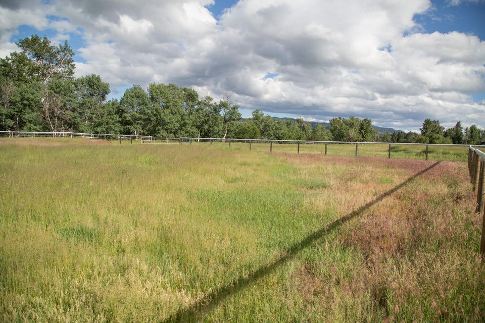 Fenced Pastures