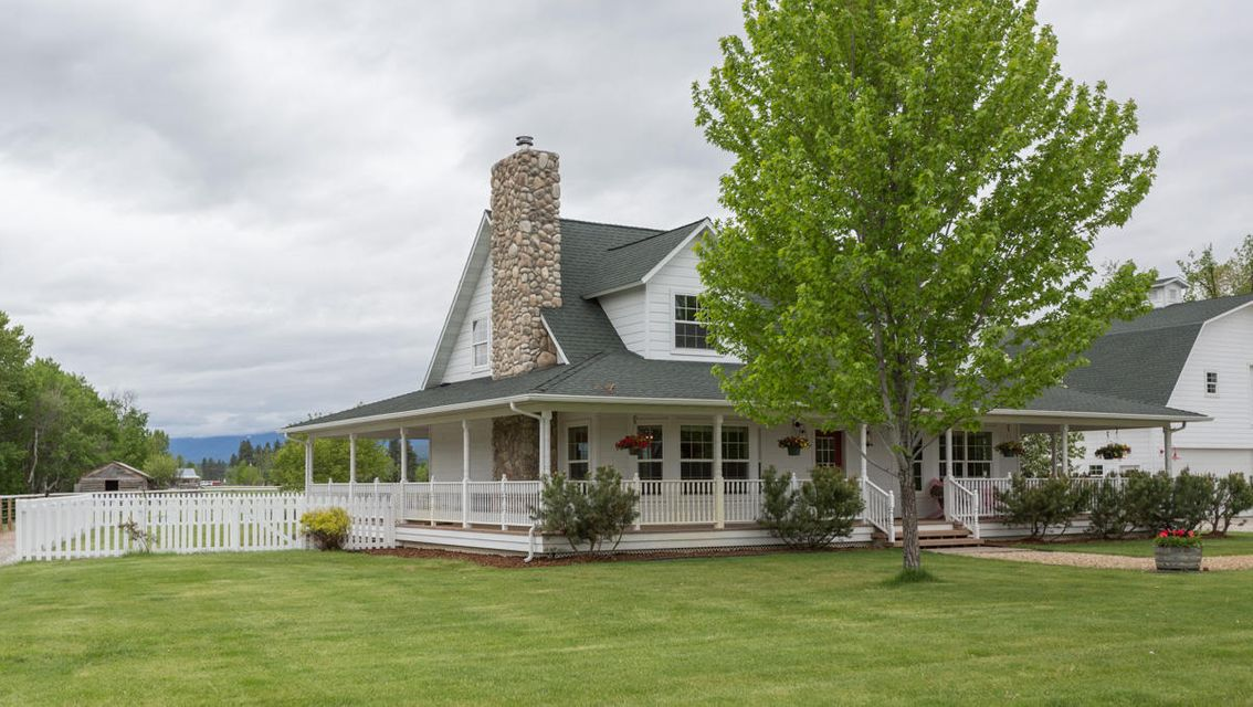 Ranch or Manager's Home