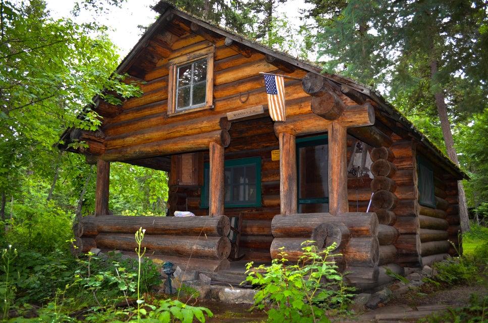 USFS guest cabin