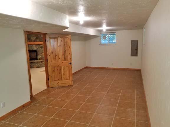 Basement Multi-use Room