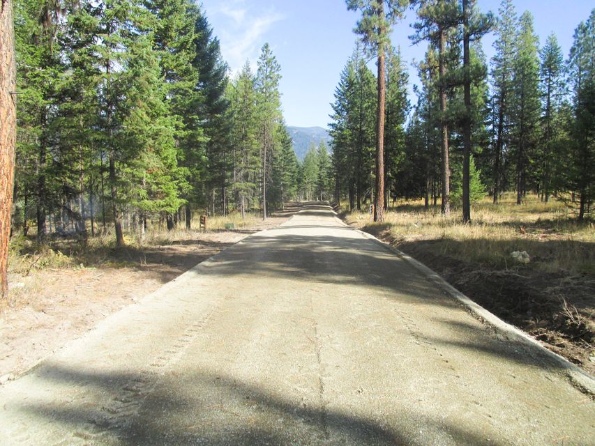 Nice 5 acre parcel with power, deq has been done near Trout Creek, MT
