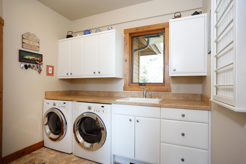 Laundry on Main Level