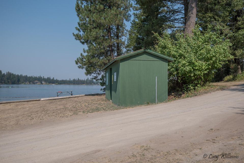 HOA Outhouse and Changing Area